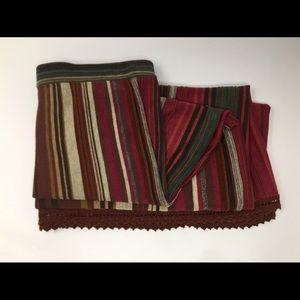 Peruvian Connection Peru Pima Cotton BOHO Skirt S